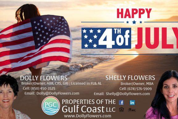 July Fun on the Gulf Coast!
