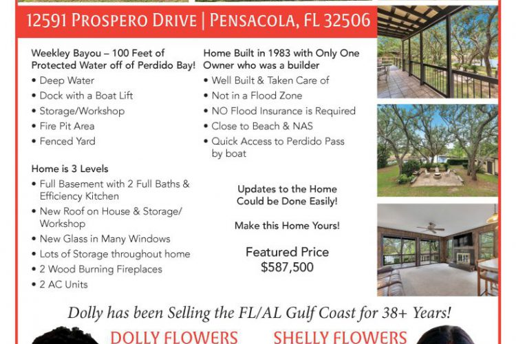 Make this Your Own Dream Home on the Water!